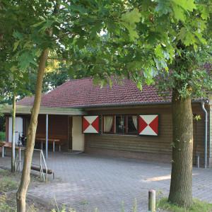 Clubgebouw Kolkersveld